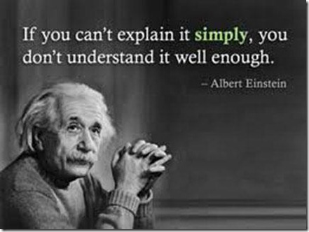 Einstein Simply Enough