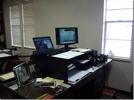 Standing Desk Permanent 1